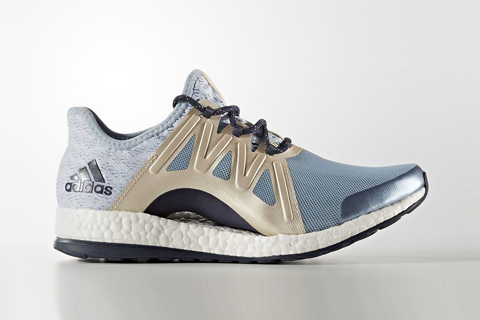adidas's Pure Boost Xpose Clima Shoe Is a Triumph of Form