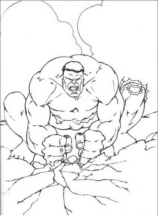 Ausmalbilder Hulk Hulk Zum Ausdrucken: Ausmalen, Ausmalbilder Y
