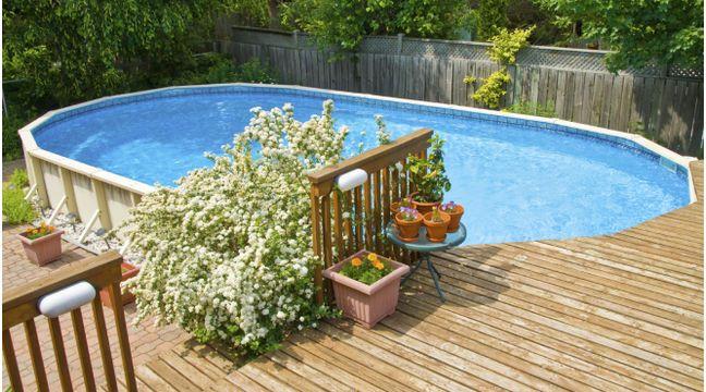17 best ideas about garten pool on pinterest | pool im garten, Garten und Bauen