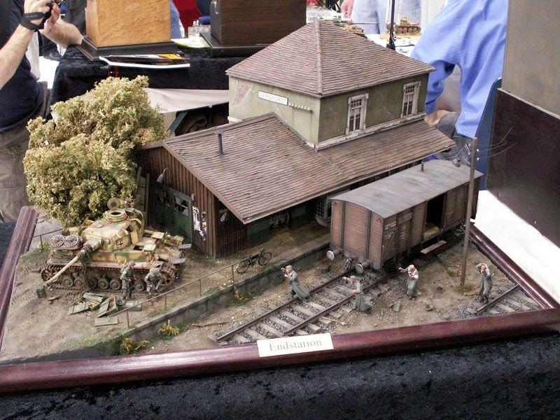 1/35 Train Diorama | Model Railroad Layouts | Diorama, Model