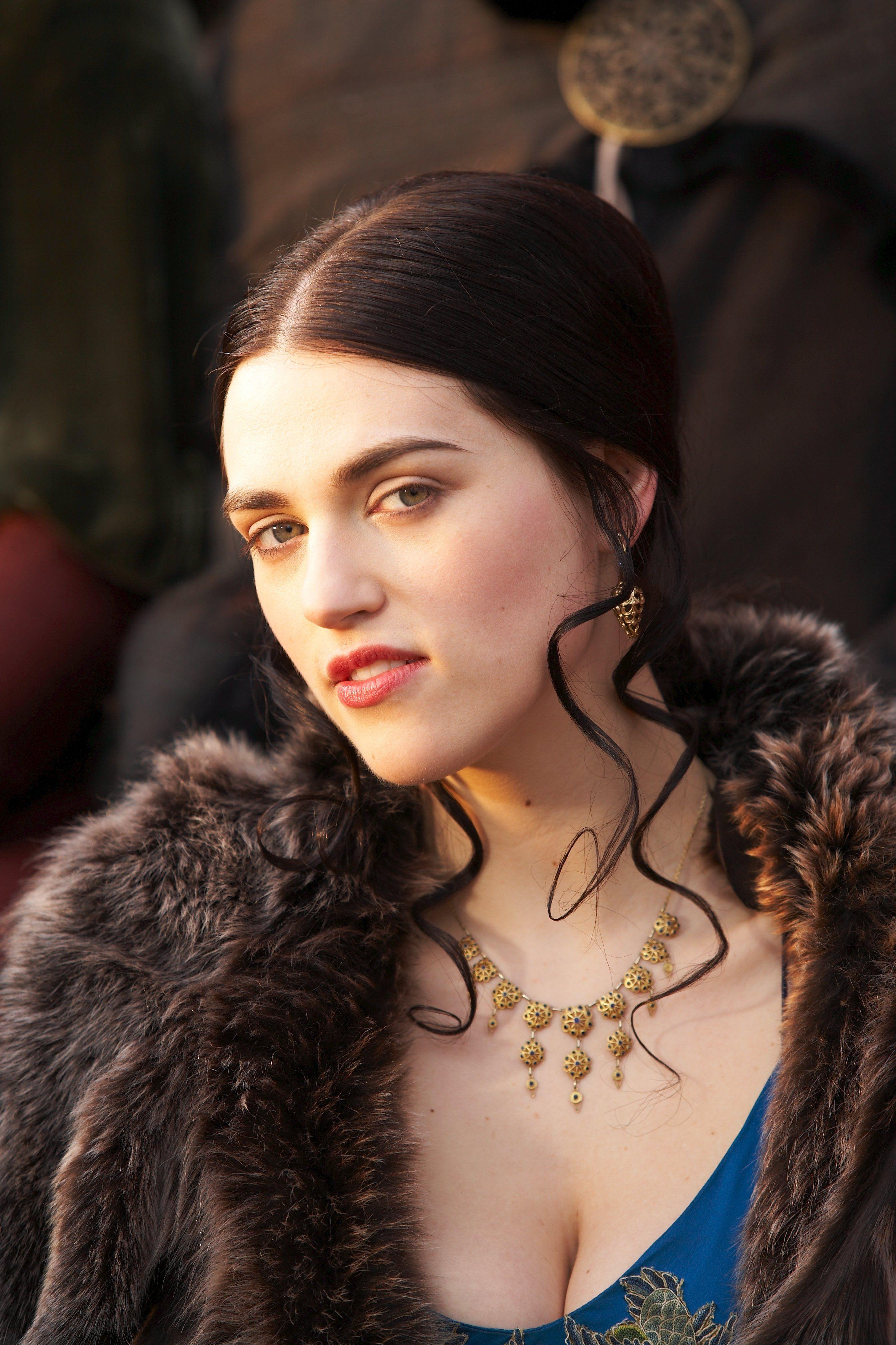 She is so gorgeous. | Katie mcgrath, Merlin morgana, Merlin