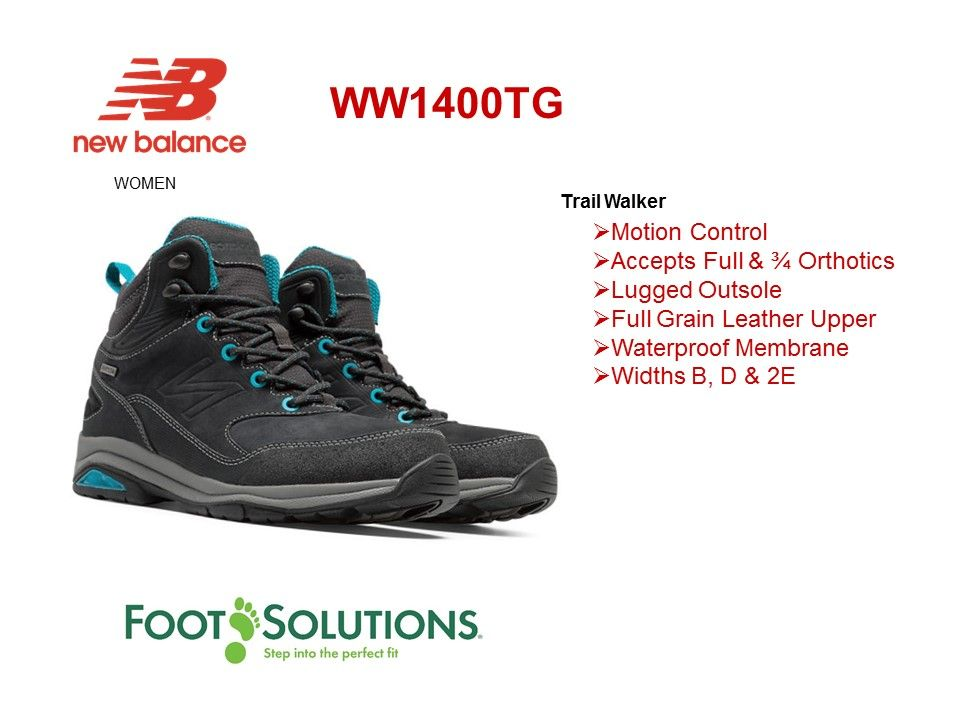 New Balance WW1400TG Trail Walker