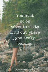 20 inspirierendste Abenteuerzitate aller Zeiten - #Abenteuerzitate #aller #inspi... -  20 inspirierendste Abenteuerzitate aller Zeiten – #Abenteuerzitate #aller #inspi… , 20 inspirierendste Abenteuerzitate aller Zeiten – #Abenteuerzitate