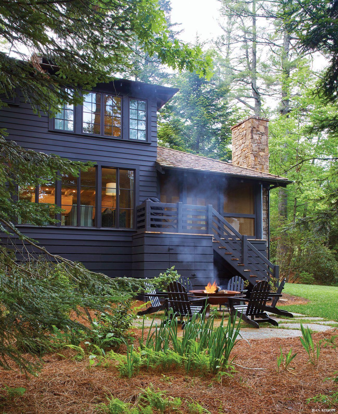 Carolina Home Exteriors: Mountain Home Exterior, Mountain