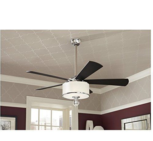 Hunter Industrial 76015 Black 120 Volt Trak 72 4 Blade Outdoor Led Ceiling Fan With Remote Control In 2020 Commercial Ceiling Fans Ceiling Fan Led Ceiling Fan