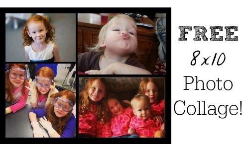 cvs coupon code  free 8 u00d710 photo collage