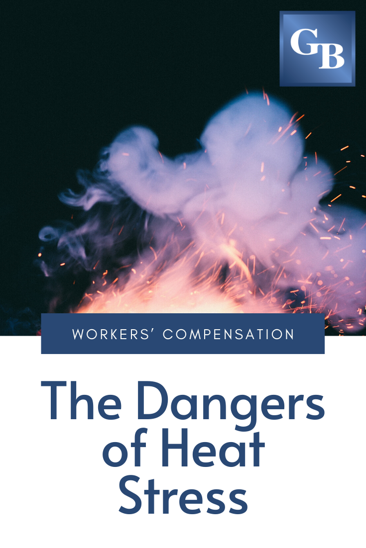 Some Workers are High Risk for Heat Stress in 2020 Heat