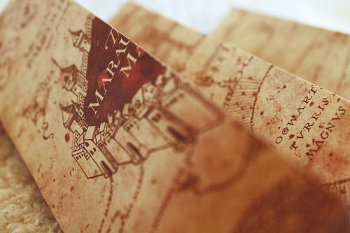 the marauder's map (desktop quality pics, more to see!)