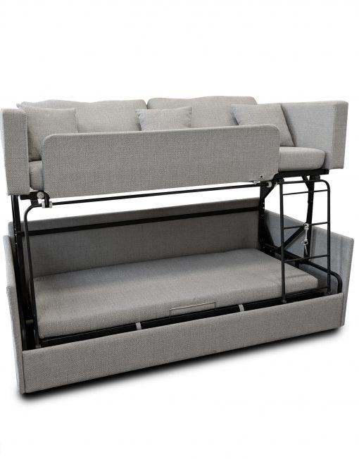 Dormire Bunk Bed Couch Transformer