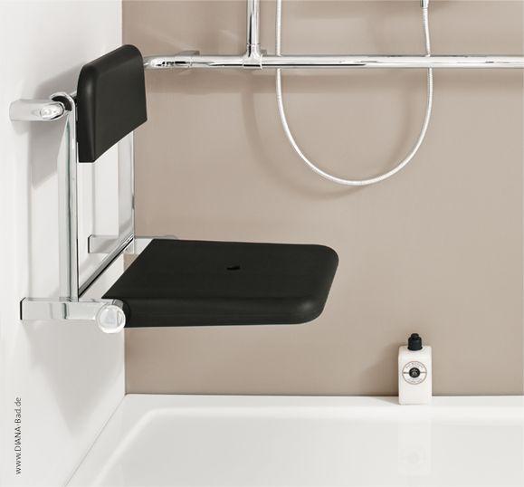 dusche diana. Black Bedroom Furniture Sets. Home Design Ideas