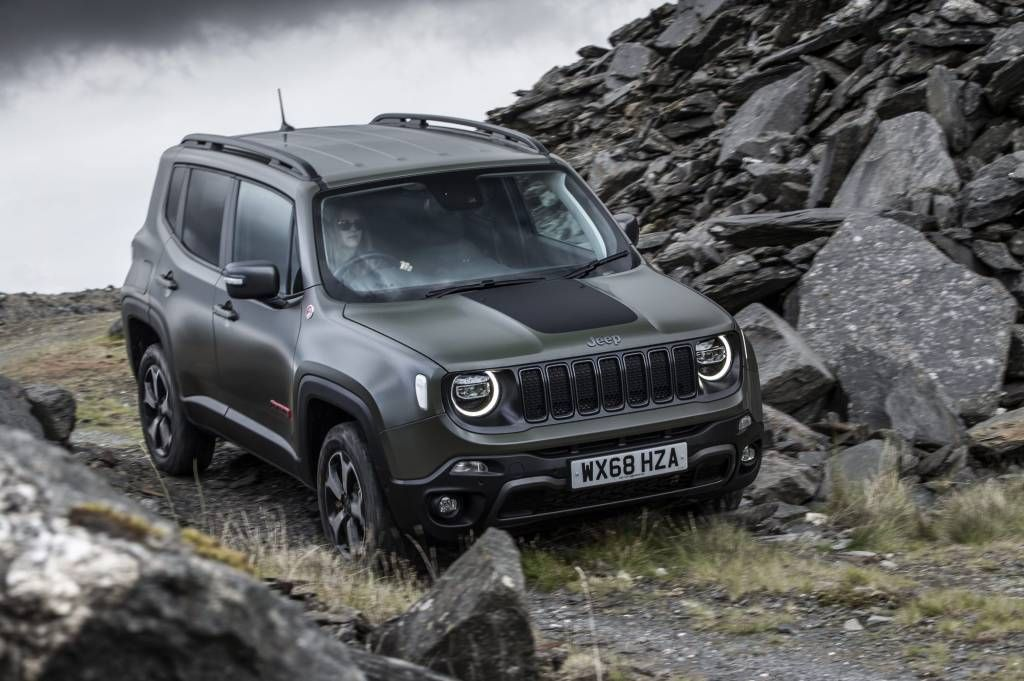 Jeep Renegade sai de linha na Austrália após vender menos