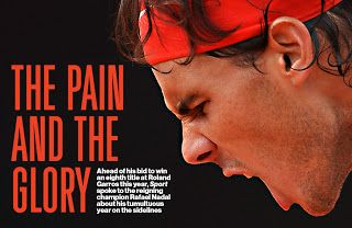 Rafaholics Rafael Nadal Fan Site Interview Rafael Nadal I D Throw Fits Of Rage If I Lost I Still Do Mike Tyson Quotes Rafael Nadal Inspirational Lines