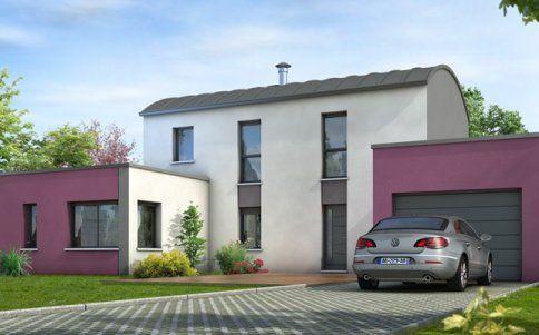 Maison modulaire Tourmaline - plan maison contemporaine maison