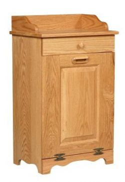 Wooden Garbage Can Wooden Garbage Can Holder Plans How