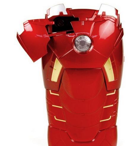 iPhone 6, 5/5S - Super Hero Iron Man Case in Assorted Designs