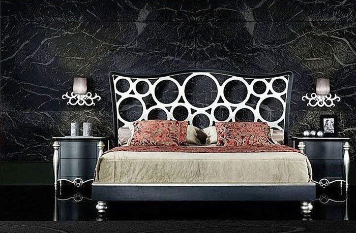 Design double bed en Mueblería de Ángel.