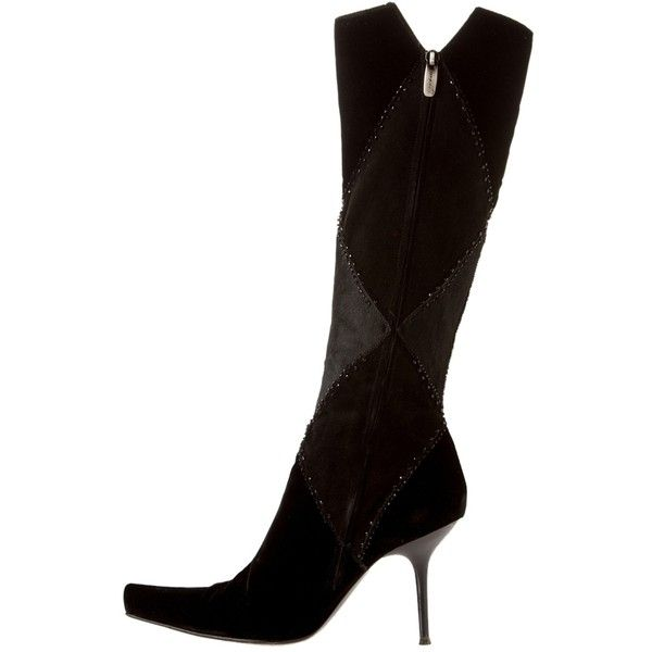 Buy Cheap Amazon Free Shipping Many Kinds Of Pre-owned - Boots Sergio Rossi Clearance Online boLKVZkM