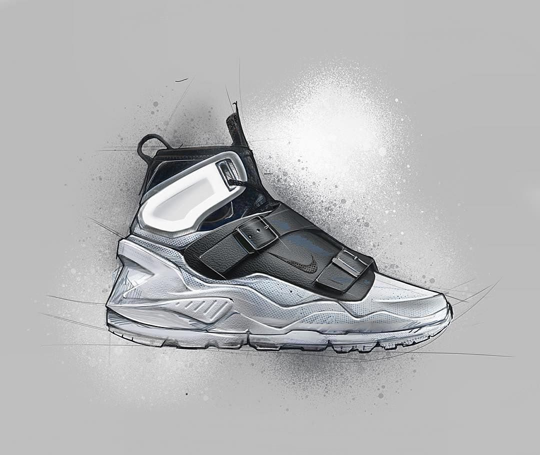 Sports shoes Product design Walking, futuristic shoes