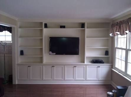 Image Result For Custom Tv Cabinets Built In Built In Wall Units Built In Tv Cabinet Tv Built In