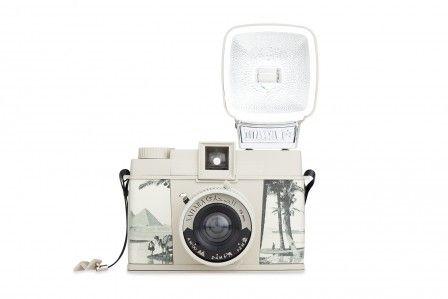 Diana F+ Sahara Medium Format Camera – ロモグラフィーオンラインショップ