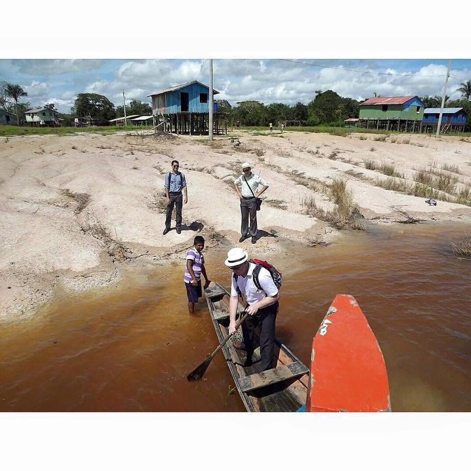 Território isolado no Amazonas, Brasil