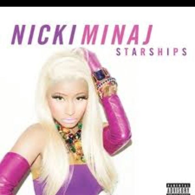 Ok now this song has woken me up!! Nikki Minaj - starships. Love this tune !!!!!