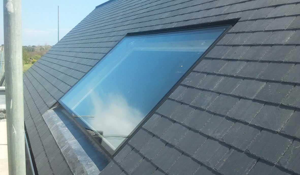 Rooflights Frameless Roof Lights Iqglass Kitchen Ext