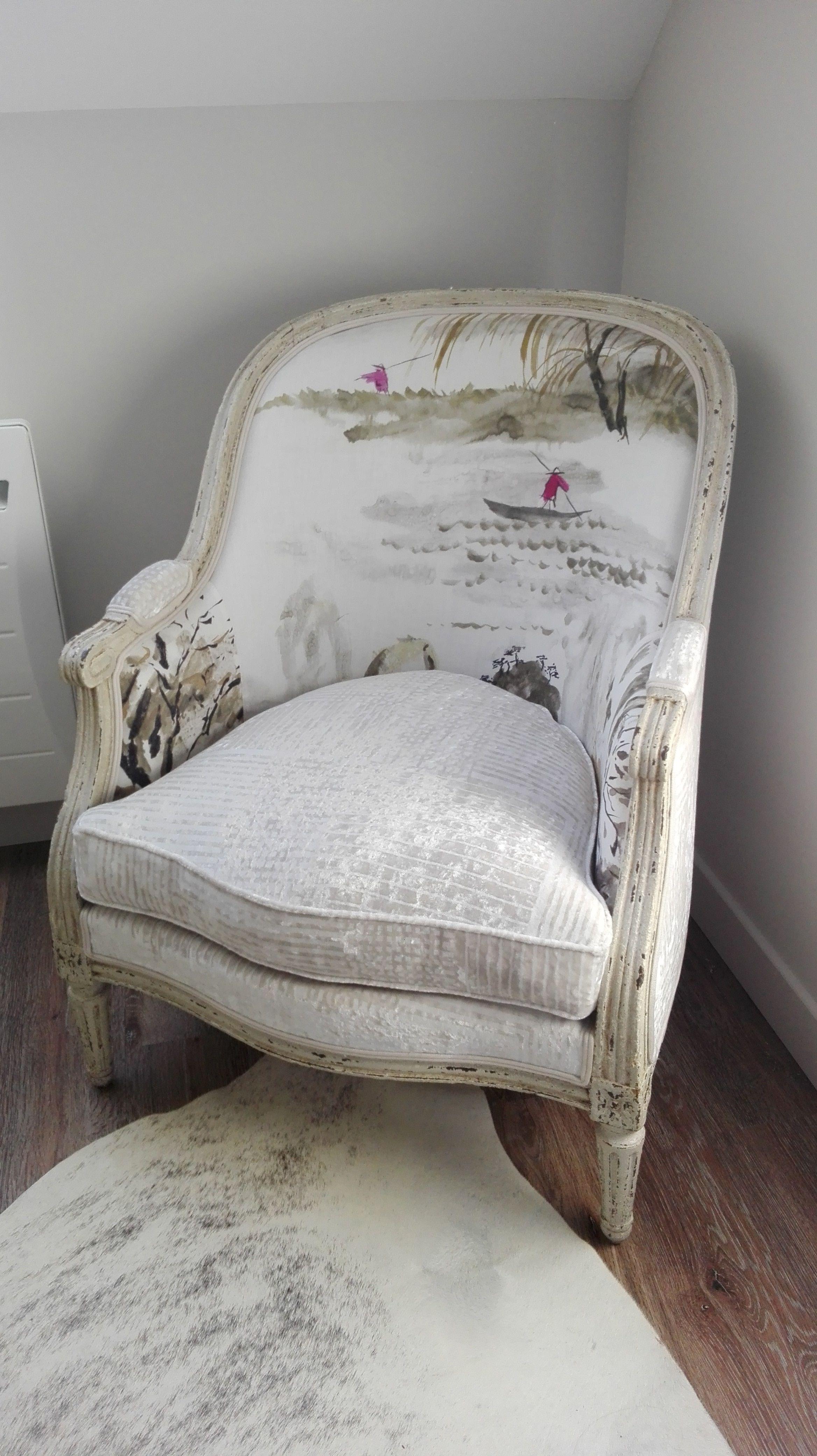 Refaire Un Fauteuil Louis Xvi bergère louis xvi | fauteuil louis xv, fauteuil louis
