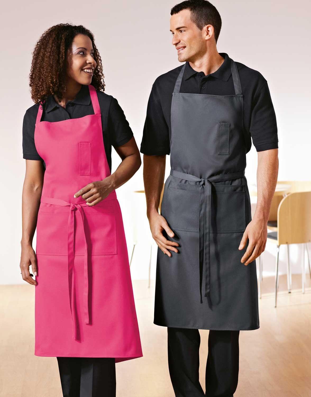 Ceylany Unisex Service Apron Length 43 Apron Chef Apron Grey Apron