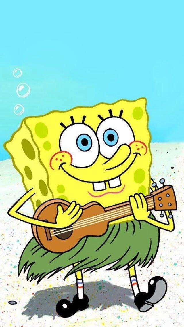 Spongebob Dance Hd Wallpapers Hd Wallpapers Spongebob Ukulele