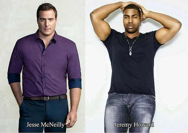 038a7c842d0 Big and Tall/ Plus Size Male Models that have been doing their thing ...