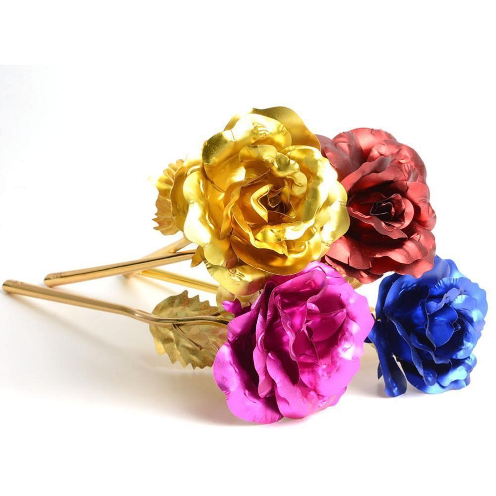 Everlasting Gold Rose #inspireuplift explore Pinterest