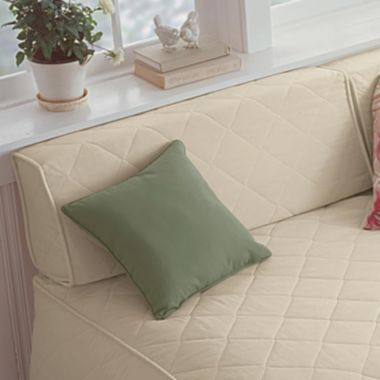 Jcp Home Cotton Classics Quilted Wedge Bolster Covers