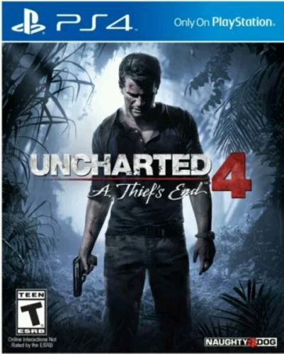 PS4 Uncharted 4: A Thief's End Brand New Factory Sealed Playstation 4 https://t.co/z3clUGoXbT https://t.co/1fMWpSpyNe
