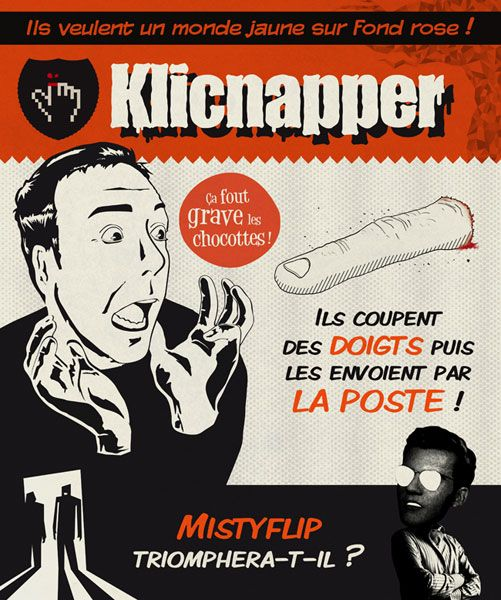 Mistyflip Studio - Klicnapper