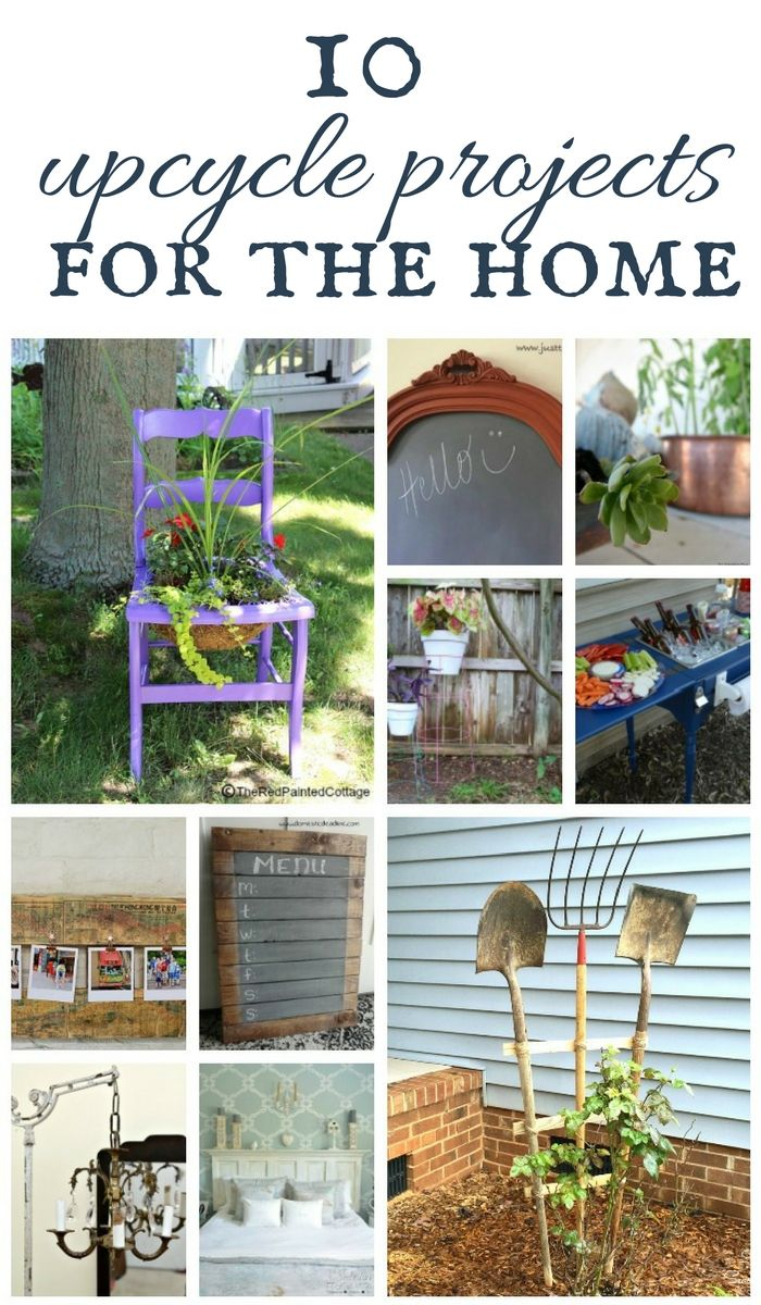 10 upcycle projects to do in your home today creative diy unique check out these awesome 10 upcycle projects you should do in your home today such great do it yourself project ideas click now solutioingenieria Image collections