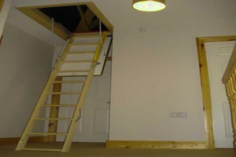 Attic Pull Down Ladder Picture - http://foldingatticladder.xyz/attic-pull-down-ladder-picture-2-10446/