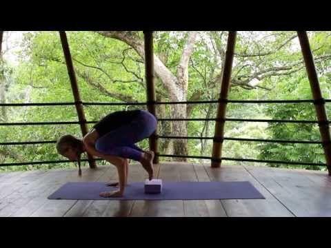 5 tips for crow pose  yoga videos  crow pose yoga poses