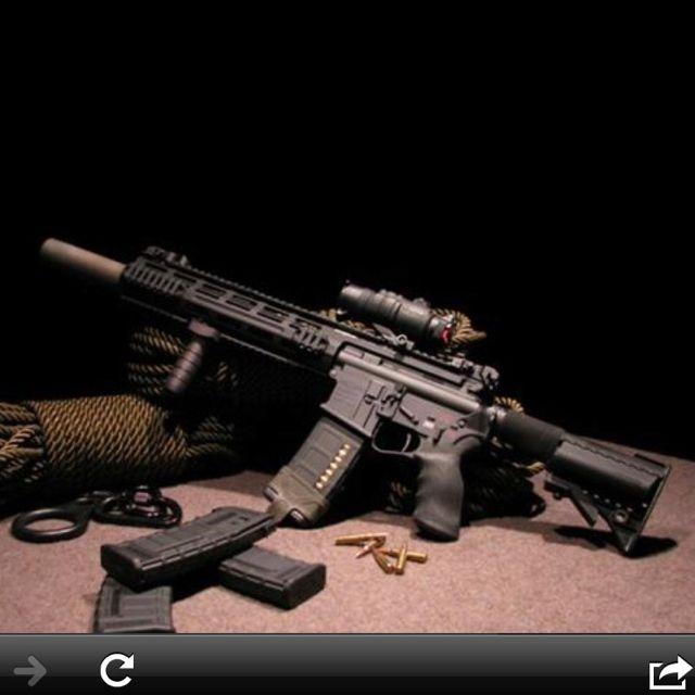 Integrally suppressed AR