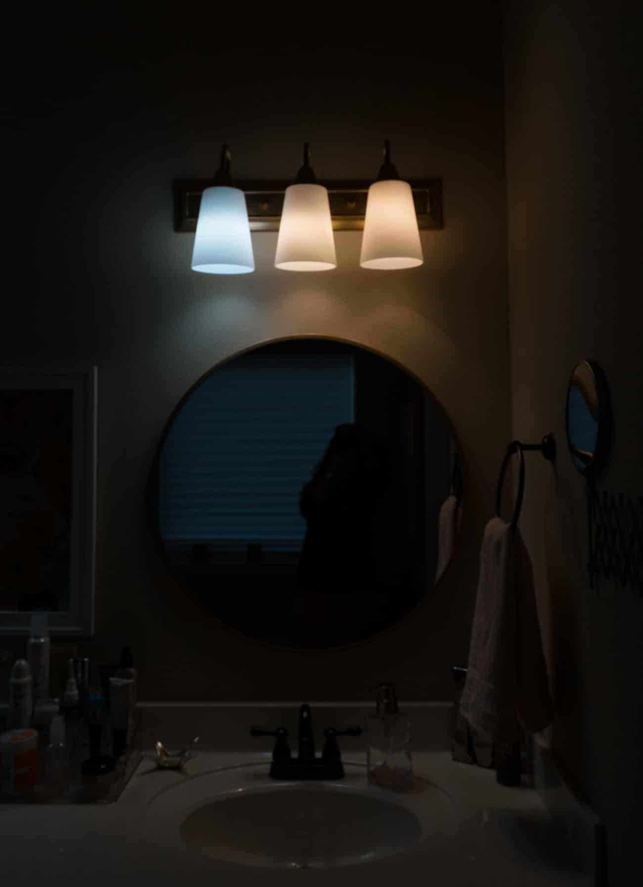 Bathroom Lighting Makeover Projects To Try Bathroom