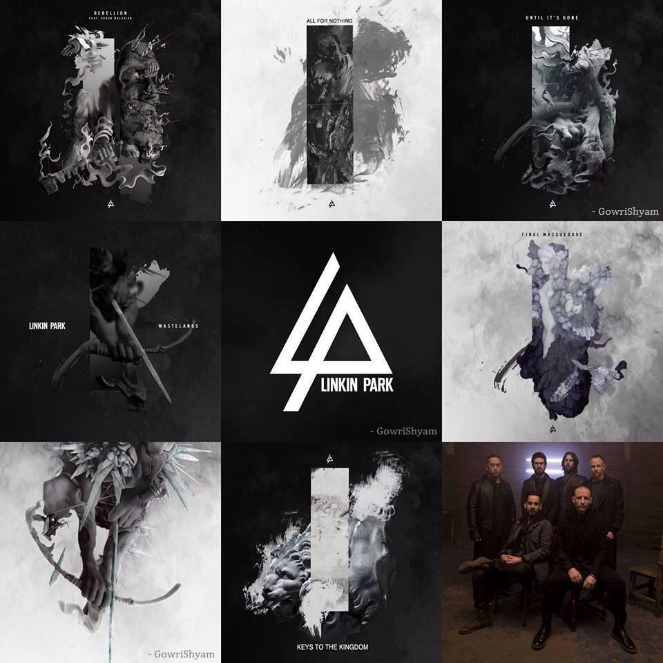 The Hunting Party Linkin Park S 6th Album Linkin Park