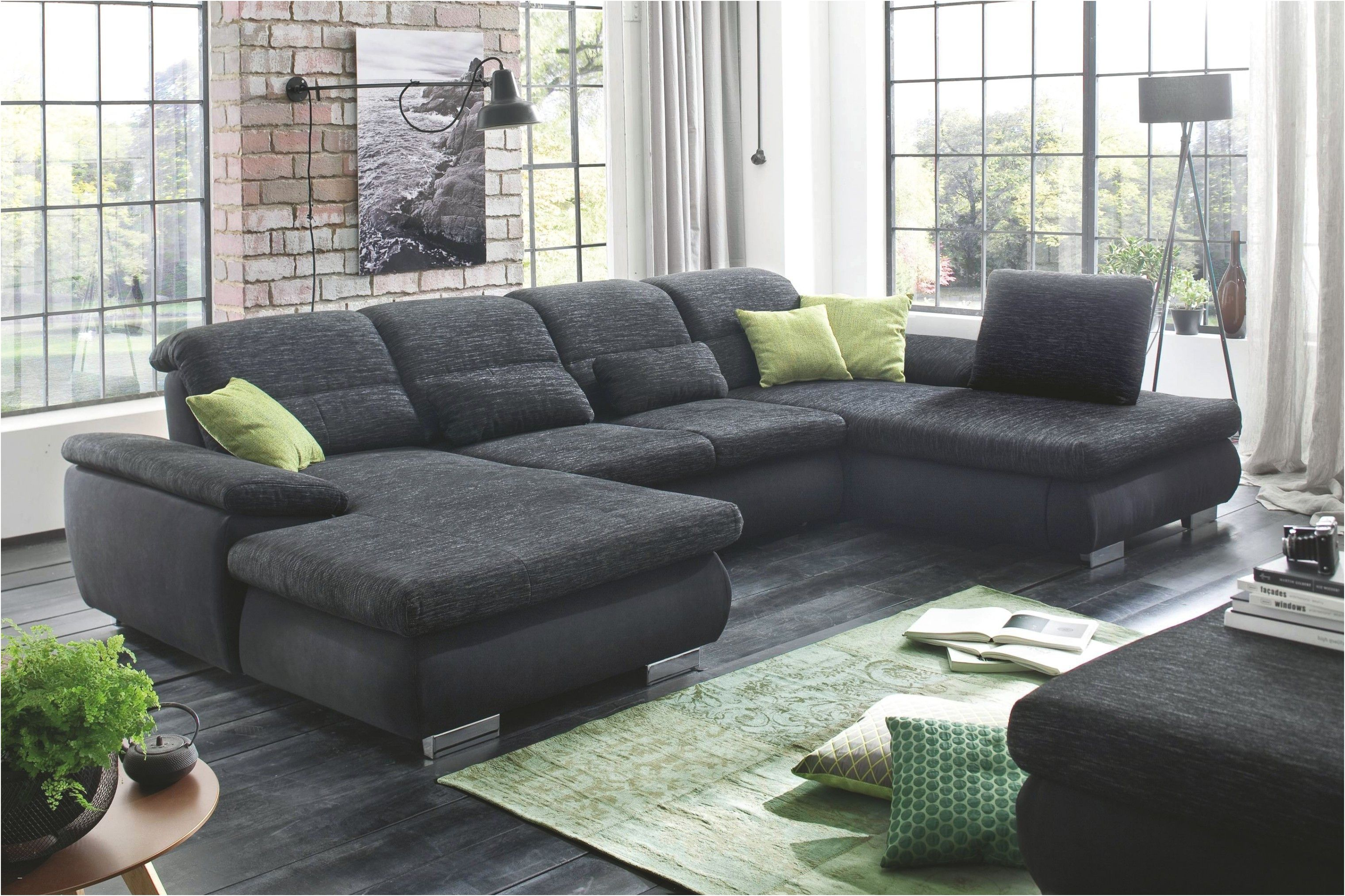 Couch L Form Glamorous Wohnlandschaft Xxl L Form Couch Möbel Sofa