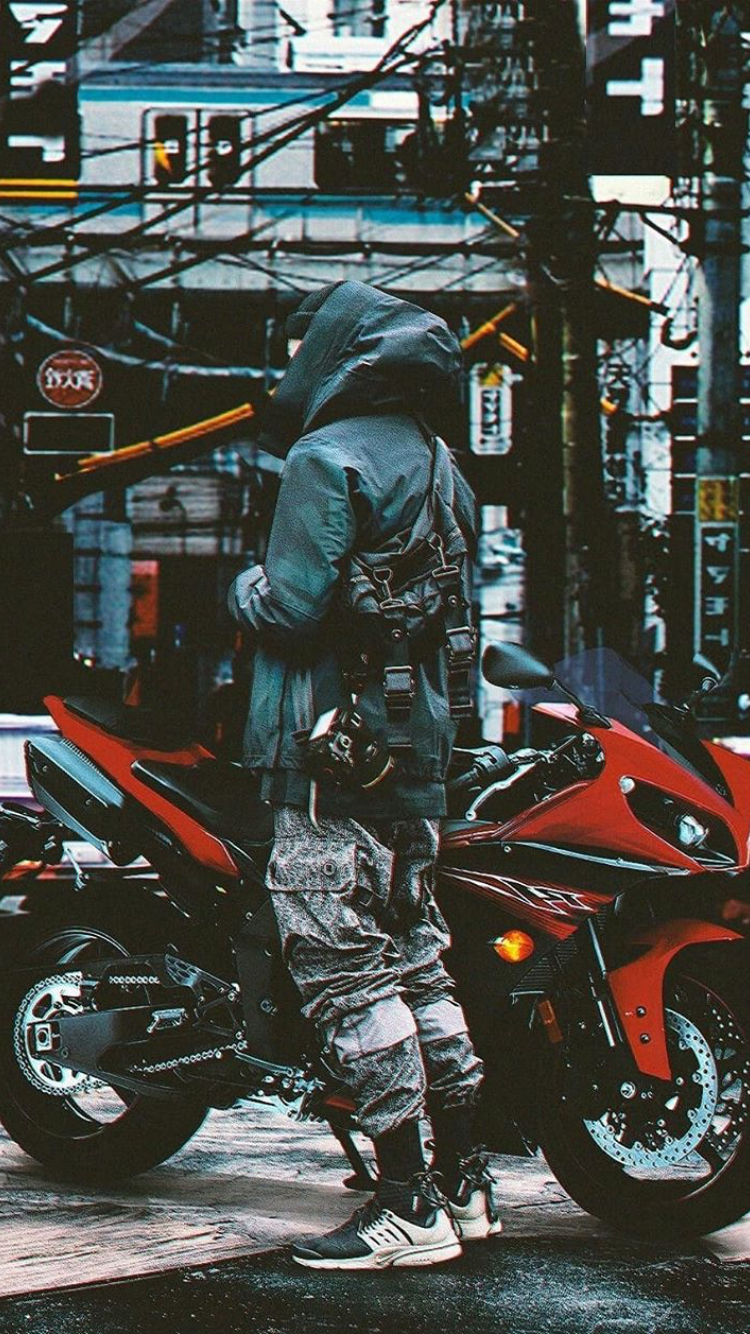 Fondos de pantalla de motos chidas