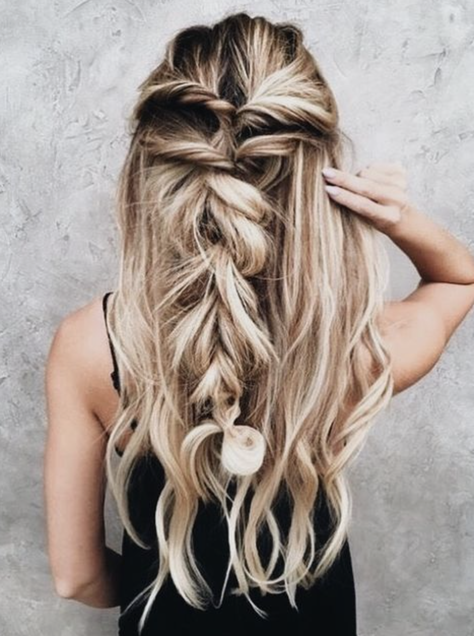 pinterest // ellduclos   hair inspiration   pinterest   hair style
