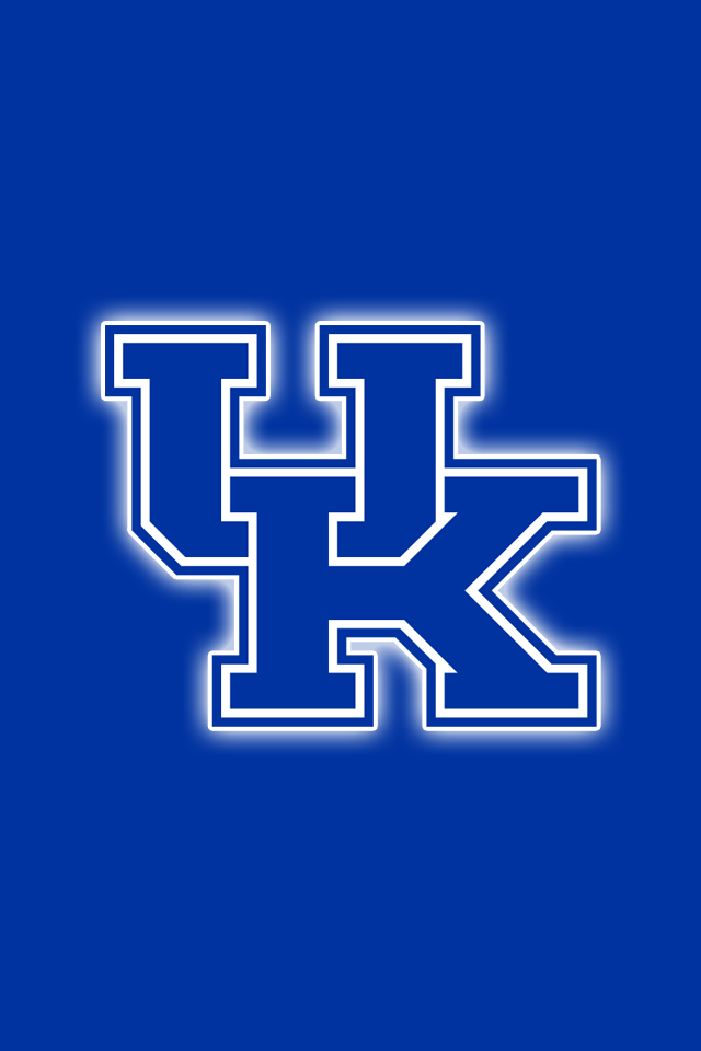 Get A Set Of 12 Officially Ncaa Licensed Kentucky Wildcats Iphone Wallpapers Si Kentucky Wildcats Logo Kentucky Wildcats Basketball Wallpaper Kentucky Wildcats