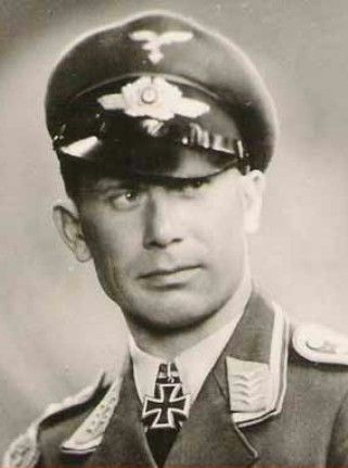 ✠ Wilhelm Joswig (2 February 1912 - 7 July 1989) RK 29.02.1944 Oberfeldwebel Flugzeugführer i. d. 9./Stuka-Geschw 2