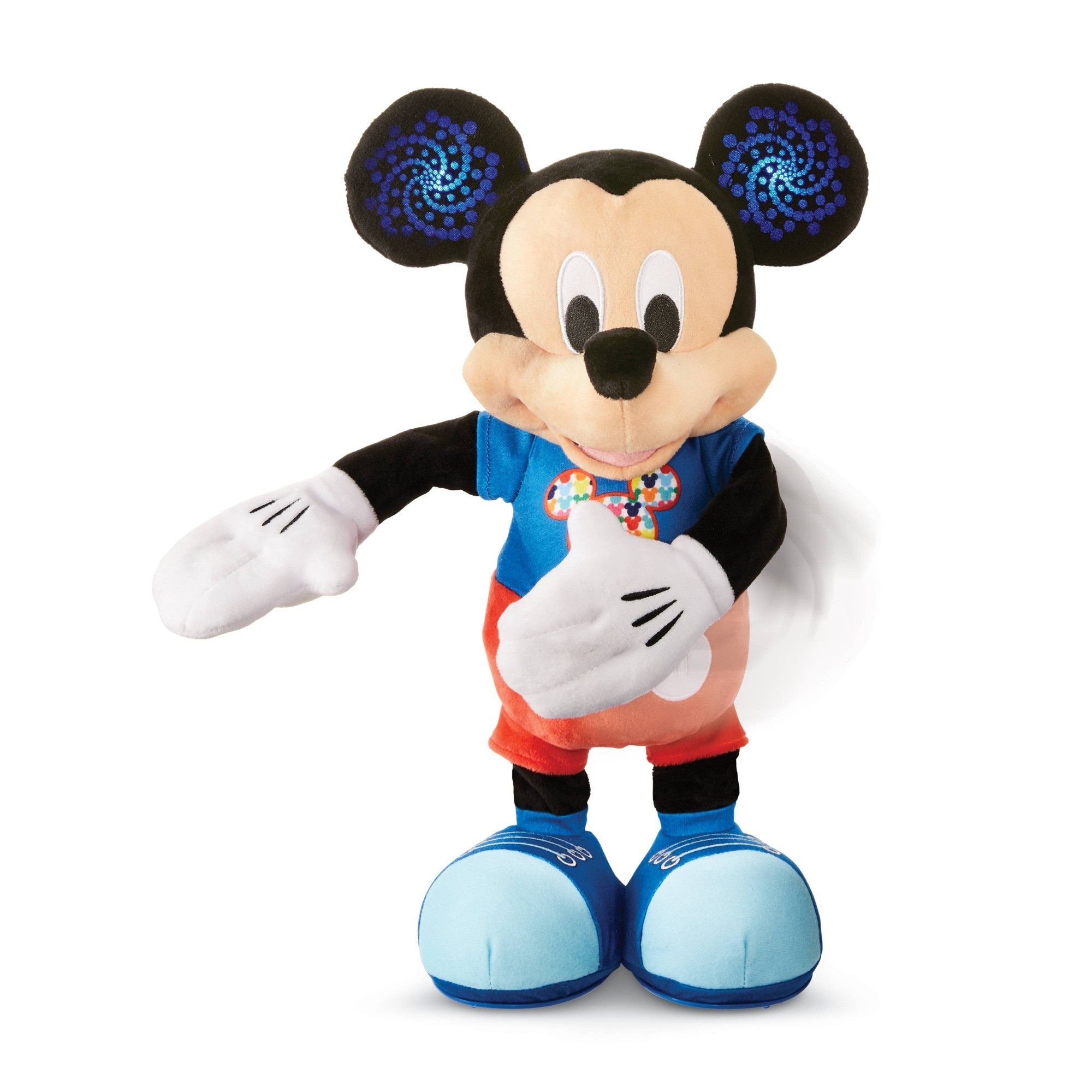 Mickey Mouse Hot Dog Dance Break Plush Mickey Mouse Mickey