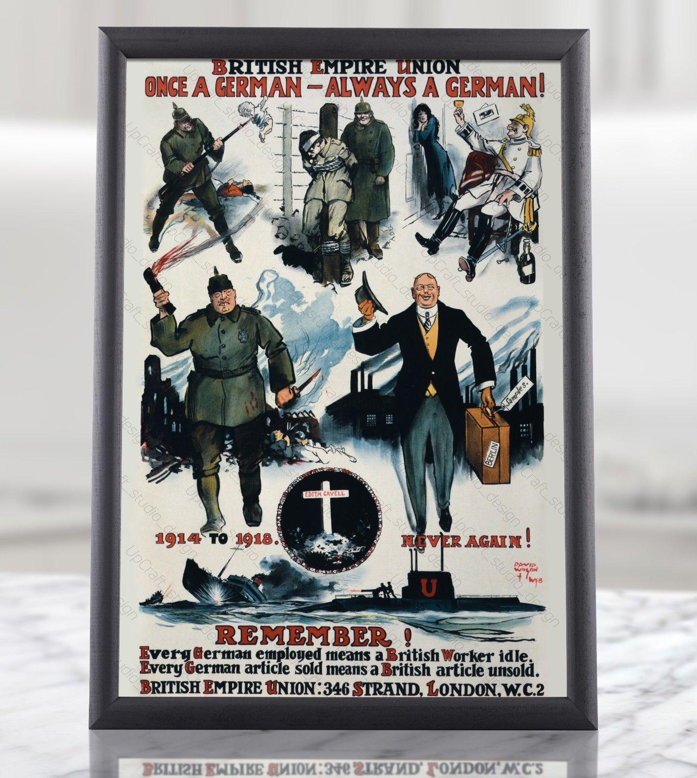 Pin On Ww1 Ww2 Propaganda Posters
