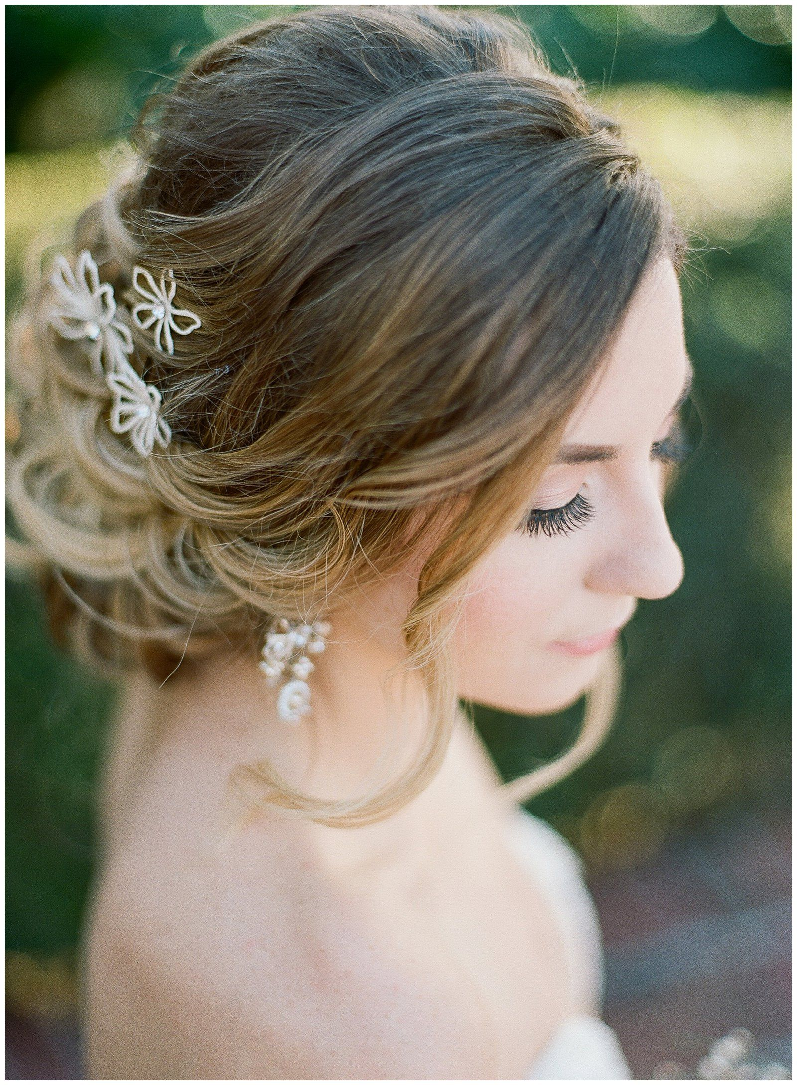 Cypress Grove Estate House Wedding Inspiration with Emerald and Gold