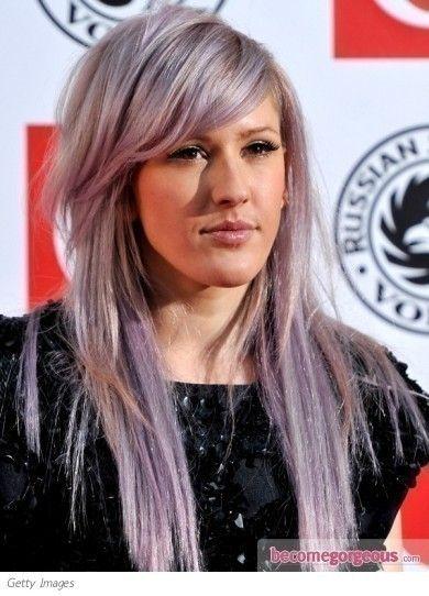 Ellie Goulding a-rainbow-of-hair